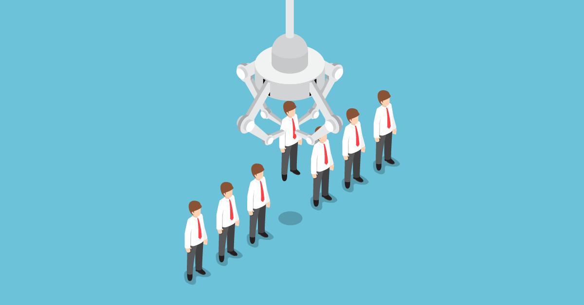 Leválthatják-e robotok a HR-eseket?