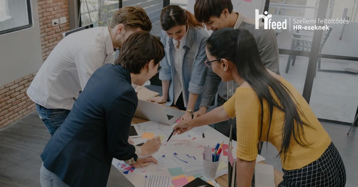 csapat employer branding reorganizacio