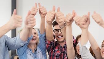 5 ember, akik elégedettek a munkájukkal