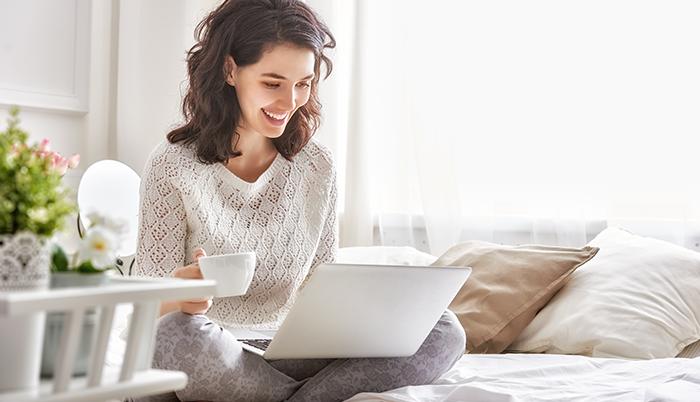 5 gyakorlott otthonról dolgozó 5 bevált tippje