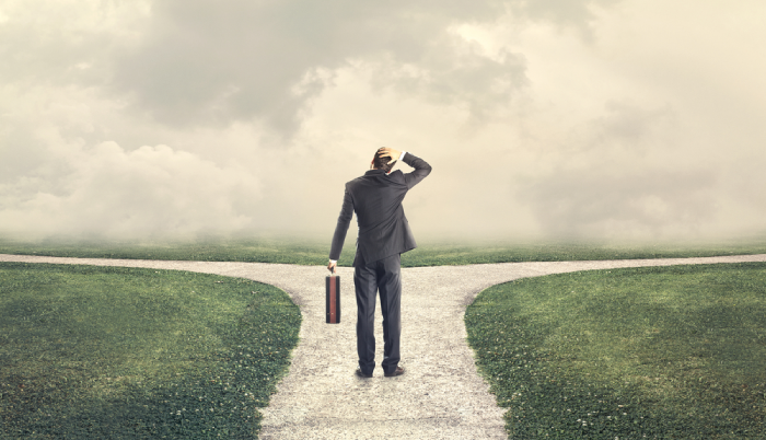 A karrierváltás mítosza