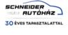 Schneider Autóház Kft. - Állás, munka