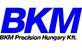 BKM PRECISION HUNGARY KFT - Állás, munka