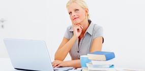 Több nő dolgozik részmunkaidőben