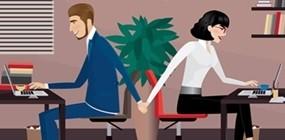 Tilos a szerelem a munkahelyen?