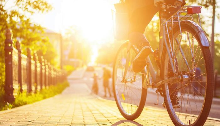 Kerékpáros infrastruktúra: a fejlesztés folyamatos