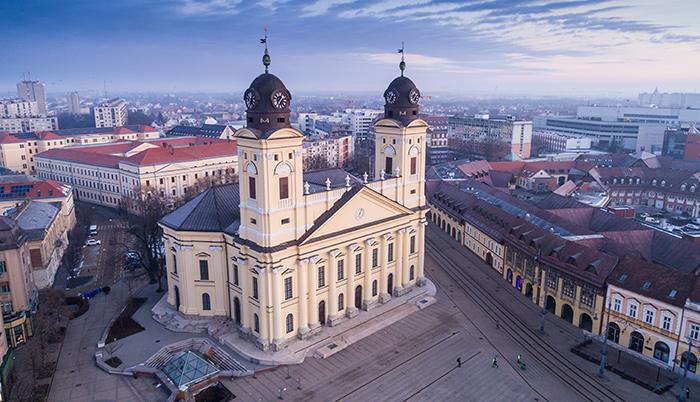 Új irodaház épül Debrecenben