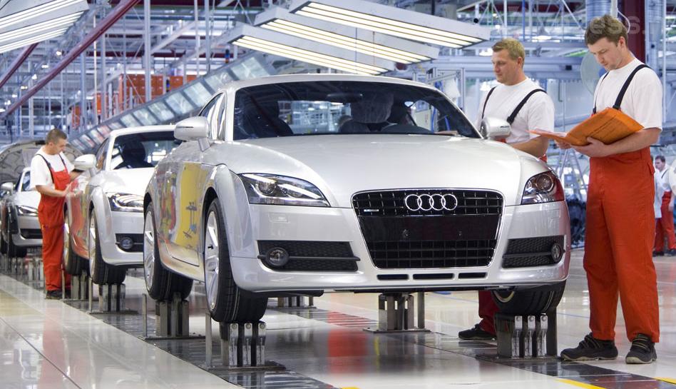 önéletrajz minta audi Ennyivel nő az Audi dolgozók bére   Profession.hu önéletrajz minta audi