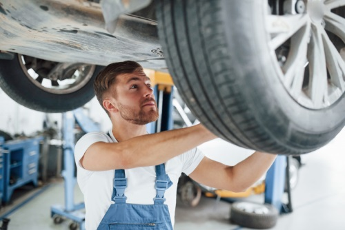 Nézzük az autószerelő szakmát!