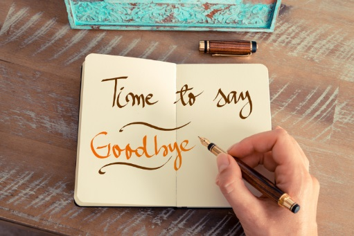 Amikor búcsút intenek nekünk - felmondás, felmondási idő, álláskeresés