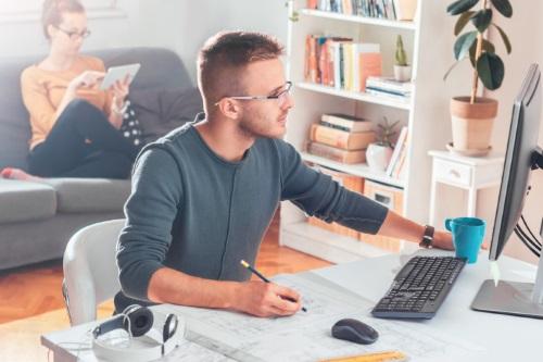 Home office: így alakítsuk ki - munka, home office, hatékonyság