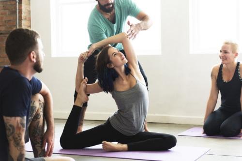 Így dolgozik a jógaoktató - munka, szakma, hivatás
