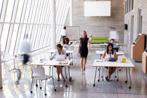 A nyitott irodák ideje lejárt? - álláskeresés, karrier, munkahely