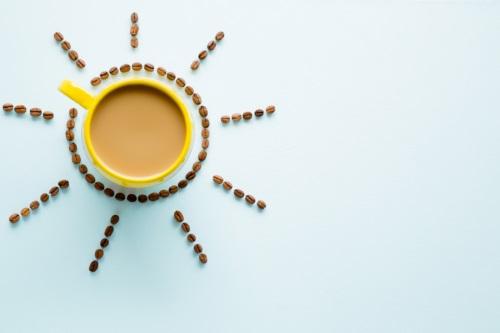 A reggeli rutin aranayat ér - reggel, munka, teljesítmény