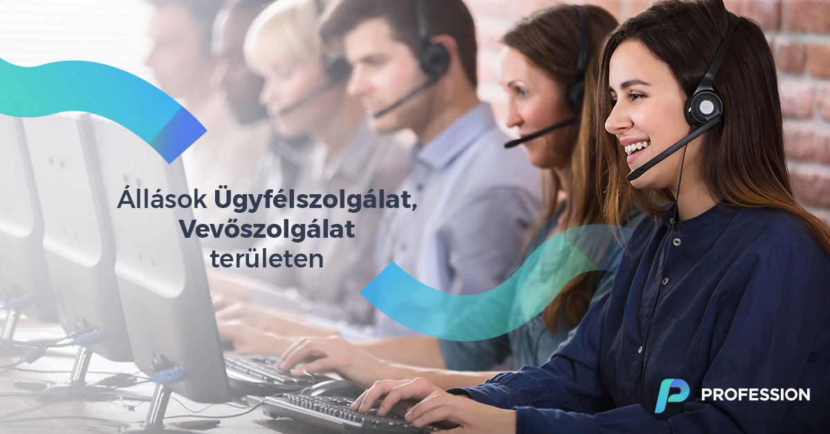 Ügyfélszolgálat és telemarketing állás, munka - Jófogás